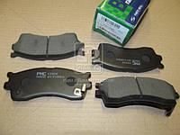 Колодка тормозная дисковая KIA SPECTRA (Производство PARTS-MALL) PKB-012, ACHZX