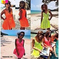 Платье летнее Текила ян Код:301261815