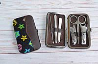 Маникюрный набор в удобном и практичном футляре., фото 1