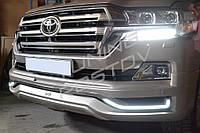 Тюнинг обвес Toyota Land Cruiser 200 2015+ г.в. в стиле Modellista с Led