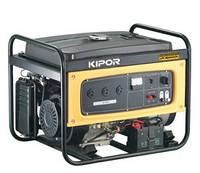 KNGE6000E Газовый-бензиновый генератор KIPOR 5,5 кВт