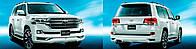 Тюнинг обвес Toyota Land Cruiser 200 2015+ г.в. в стиле Modellista