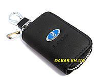 Сумочка ключница для ключей с логотипом Lada