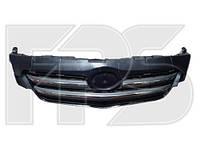 Решетка радиатора TOYOTA COROLLA 07-09 (E14 USA E15 EUR / КРОМЕ VERSO), Тойота королла