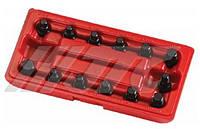 Комплект головок для маслосливных пробок (13 ед )  JTC  1117