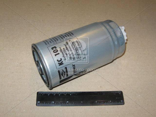 Фильтр топливный (Производство Knecht-Mahle) KC103