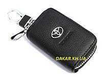 Сумочка ключница для ключей с логотипом Toyota