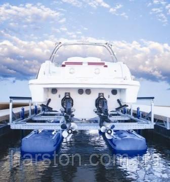 Лифт для яхты или катера HydroHoist UltraLift II