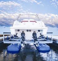 Лифт для яхты или катера HydroHoist UltraLift II, фото 1