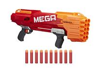 Бластер Нерф Мега Твиншот Nerf Mega Twinshock Figure, фото 1