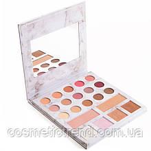 Палітра тіней і хайлайтеров BH cosmetics Carli Bybel 21-color eyeshadows&highligther palette Deluxe Edition