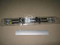 Шланг тормозной ВАЗ 2110 передний комплект 2 шт. (производство ОАТ-ДААЗ) (арт. 21100-350600608), AAHZX