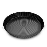 Форма для пиццы 200 антипригарная, черная