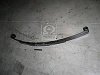 Рессора передний ГАЗ 3302 4-листовая усилен. 1588мм с сайлентблок (Производство Чусовая) 3302-2902010-01 ус с