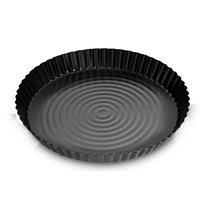 Форма для пиццы 300 антипригарная, черная
