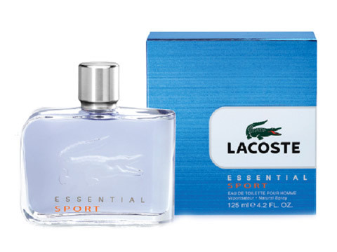 Lacoste Essential Sport men 125ml тестер Оригинал - Магазин