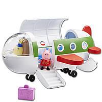 Игровой набор Peppa - САМОЛЕТ ПЕППЫ (самолет, фигурка Пеппы), фото 1
