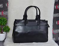 Элитная женская КОЖАНАЯ сумка в деловом стиле., фото 1