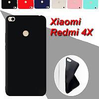Чехол на Xiaomi Redmi 4X Soft-TPU