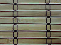 100х140 см. Жалюзи бамбук  римские шторы BRM 223