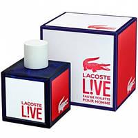Lacoste Live men 100 ml. Оригинал