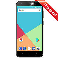 """➨Смартфон 5"""" Ulefone S7, 1/8GB Blue LCD IPS экран Мультитач 4 ядра Dual LED Android 7 Nougat"""