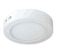 Светильник светодиодный Biom W-R12 W 12Вт накладной круглый белый