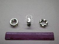 Гайка М20х1,5 хвостовика (корончатая) ВОЛГА, ГАЗЕЛЬ (под шплинт) (покупной ГАЗ)