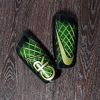 Щитки Nike Mercurial Lite CR7 зеленые