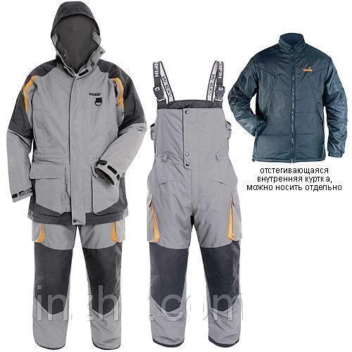 Зимний костюм NORFIN EXTREME 3 размер XXXXL
