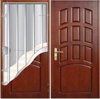 Двери входные cерия ART