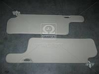 Козырек солнцезащитный жесткий ВАЗ 2109 левый+правый 2109-8204010/11