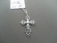 Серебряный Крест Арт. Кр 35, фото 1