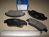 Колодка тормозная HONDA CIVIC, CRX, JAZZ,STREAM 1.4I-DSI-1.7I 16V 92.04- передн. (производство SANGSIN), ACHZX