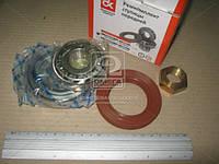 Ремкомплект ступицы колеса переднего с 2003 г. ГАЗЕЛЬ (2 подшипникаDК,манжета,гайка самоконтрящаяся)  (арт. 3302-3103800-05), ABHZX