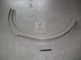 Крыло переднее правое МАЗ 5551 металический (не окрашеный) (Производство МАЗ) 5551-8403016