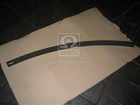 Лист рессоры №2 передний МАЗ 1642мм (Производство Чусовая) 500А-2902102-10, AFHZX