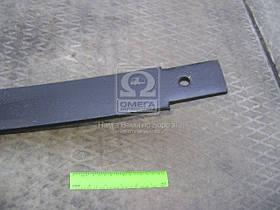 Лист рессоры №2 передней, задн. ГАЗ 3302 1500мм (усилен.) без ушка (производство ГАЗ) (арт. 3302-2902102-11)