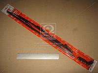 Щетка стеклоочистителя каркас 450мм (с адаптерами)  (арт. HW604)