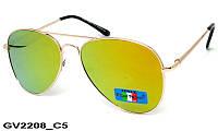 Солнцезащитные очки авиаторы GV2208 C5 Код:543608147