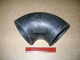 Шланг фильтра воздушный КАМАЗ угловой (Производство БРТ) 5320-1109375, ACHZX