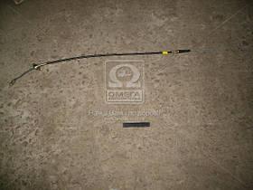 Трос ручного тормоза ГАЗ 3110 правый (1590мм) (производство ГАЗ) 3110-3508180-01, ABHZX
