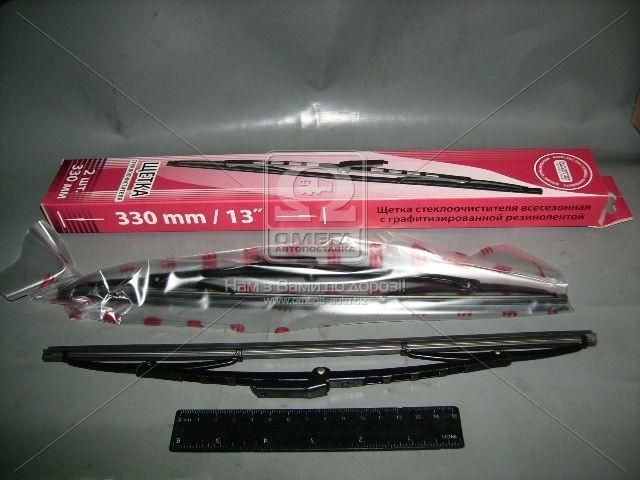 Щетка стеклоочистителя ВАЗ 2101-07 330мм в коробке комплект 2шт. (производство ПРАМО) (арт. 322.5205900-М-К), AAHZX