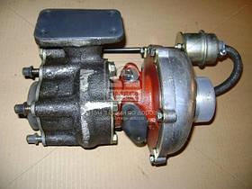Турбокомпрессор Д 245.9Е2 ЗИЛ ЕВРО-2 (производство БЗА) (арт. ТКР 6.1-12.07), AIHZX