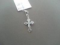 Серебряный Крест Арт. Кр 37, фото 1