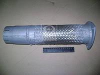 Патрубок глушителя МАЗ гофра с сеткой (Производство Россия) 53371-1203187