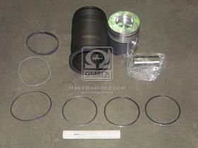Гильзо-комплект ЯМЗ ЕВРО-2 (ГП+Кольца+ст/к+уплотнитель) (общая головка) ДАЛЬНОБОЙ (МОТОРДЕТАЛЬ) (арт. 7511.1004005-10), AGHZX