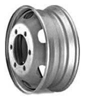 Диск колесный 17,5х6,75 6х205 ET 128 DIA161 (Hayes Lemmerz), AGHZX