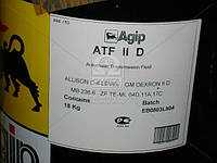 Масло трансмиссионное Eni Rotra ATF II D (Канистра 20л) ATF II D, AGHZX