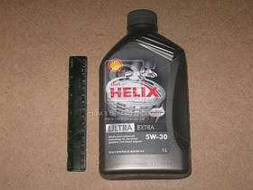 Масло моторное SHELL Helix Ultra SAE 5W-30 SL/CF (Канистра 1л) (арт. 4107153), ABHZX
